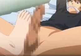 Hentai foot jobs compilation 😇